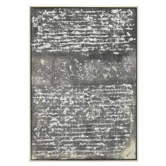 Sparkle II Gray Canvas Wall Art