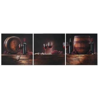 Barile Set of 3 Acrylic Wall Art