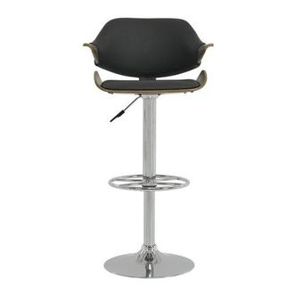 Chia Gray Adjustable Stool