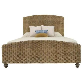 Sanibel King Platform Bed