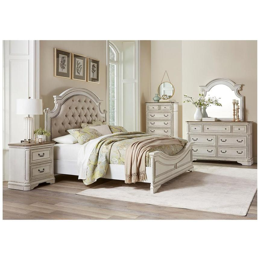 Stevenson Manor 4-Piece Queen Bedroom Set  alternate image, 2 of 6 images.