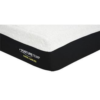 Coral Gables Queen Memory Foam Mattress by Classic Brands