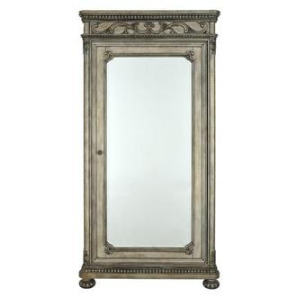 Granada Gray Storage Mirror
