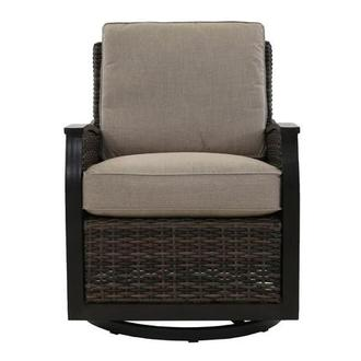 Trenton Swivel Rocker Chair
