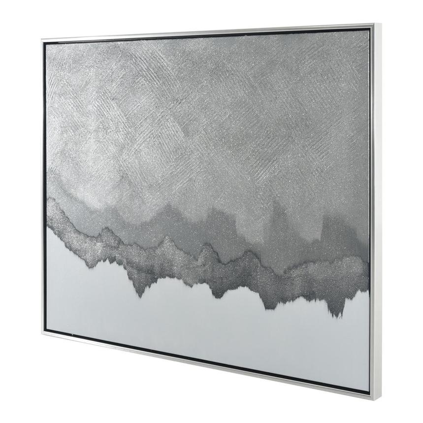 Silver Rock Canvas Wall Art  alternate image, 2 of 4 images.