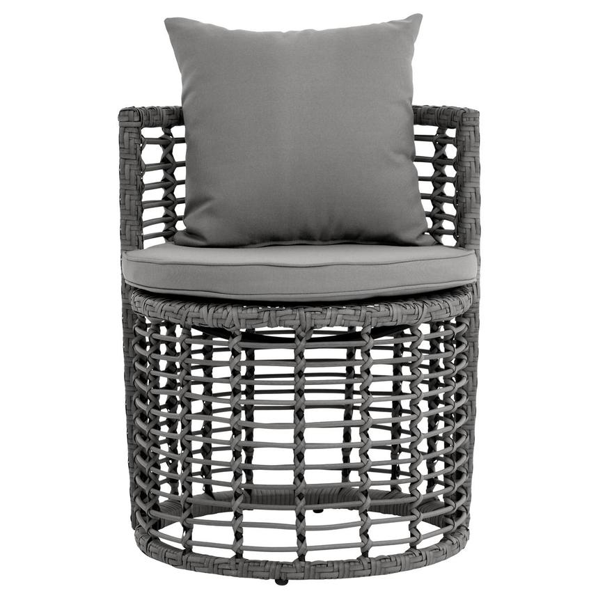Neilina Gray 3-Piece Patio Bistro Set  alternate image, 8 of 13 images.