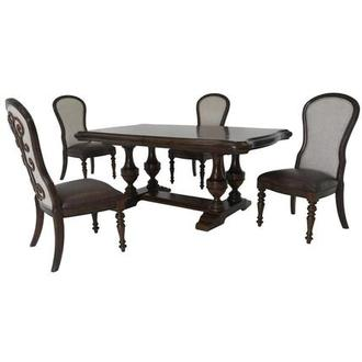 Opulence 5-Piece Formal Dining Set