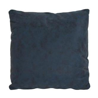 Okru Dark Blue Accent Pillow
