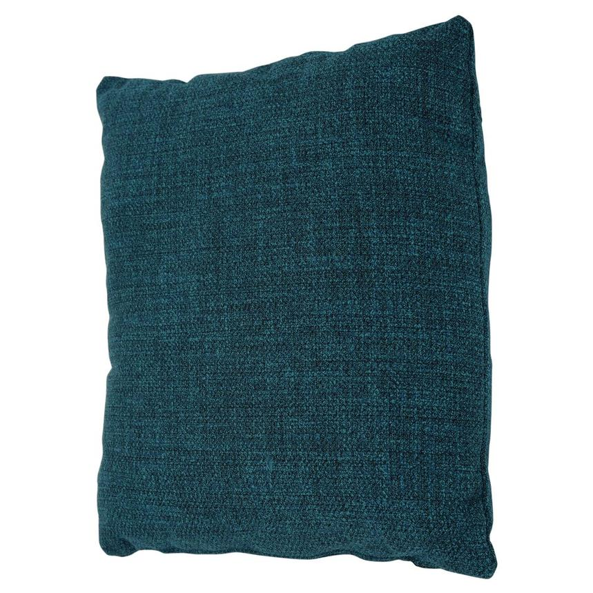 Okru Blue Accent Pillow  alternate image, 2 of 3 images.