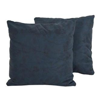 Okru Dark Blue Two Accent Pillows