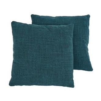 Okru Blue Two Accent Pillows