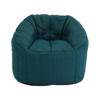 Elements Teal Outdoor Bean Bag