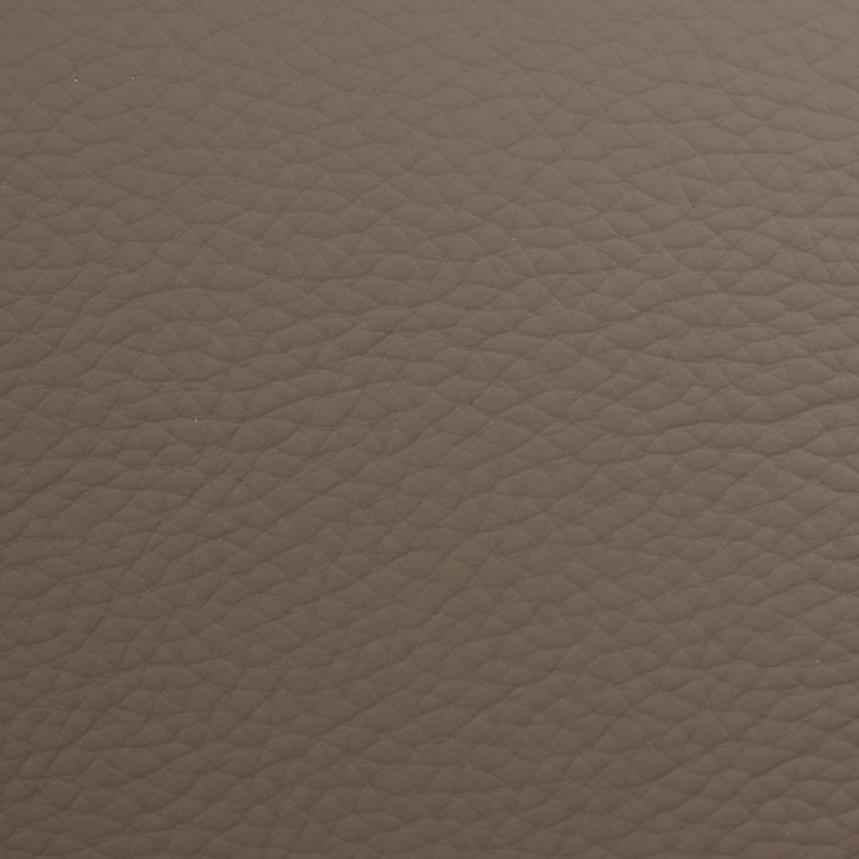 Milani Tan Leather Loveseat  alternate image, 8 of 8 images.