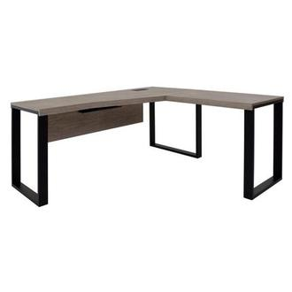 Savi Natural Right L-Shaped Desk