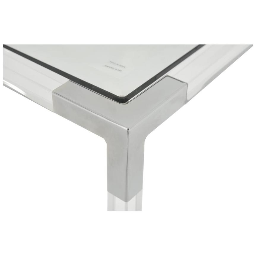 Melani Silver Side Table  alternate image, 3 of 3 images.