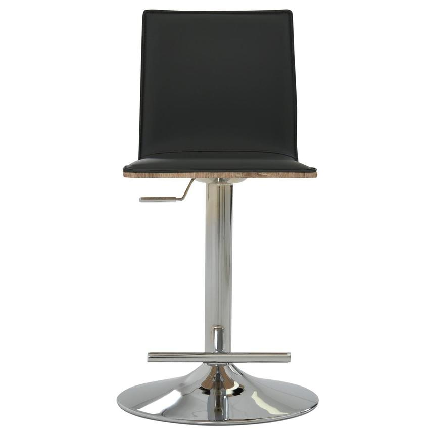 Solimar Gray Adjustable Stool  alternate image, 2 of 10 images.
