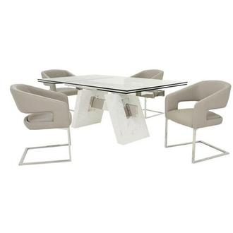 Vandelli 5-Piece Formal Dining Set