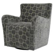Everly Swivel Accent Chair  alternate image, 2 of 6 images.