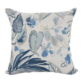 Scarlett Blue Accent Pillow