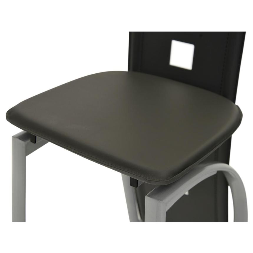 Dominoes Gray Counter Stool  alternate image, 7 of 7 images.
