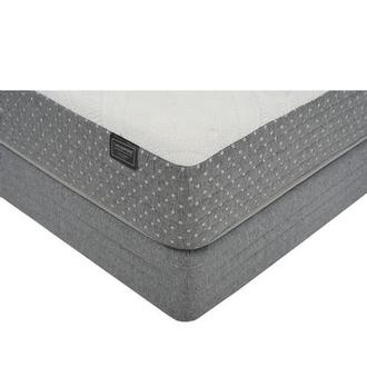 Salermo HB Queen Mattress w/Regular Foundation by Carlo Perazzi