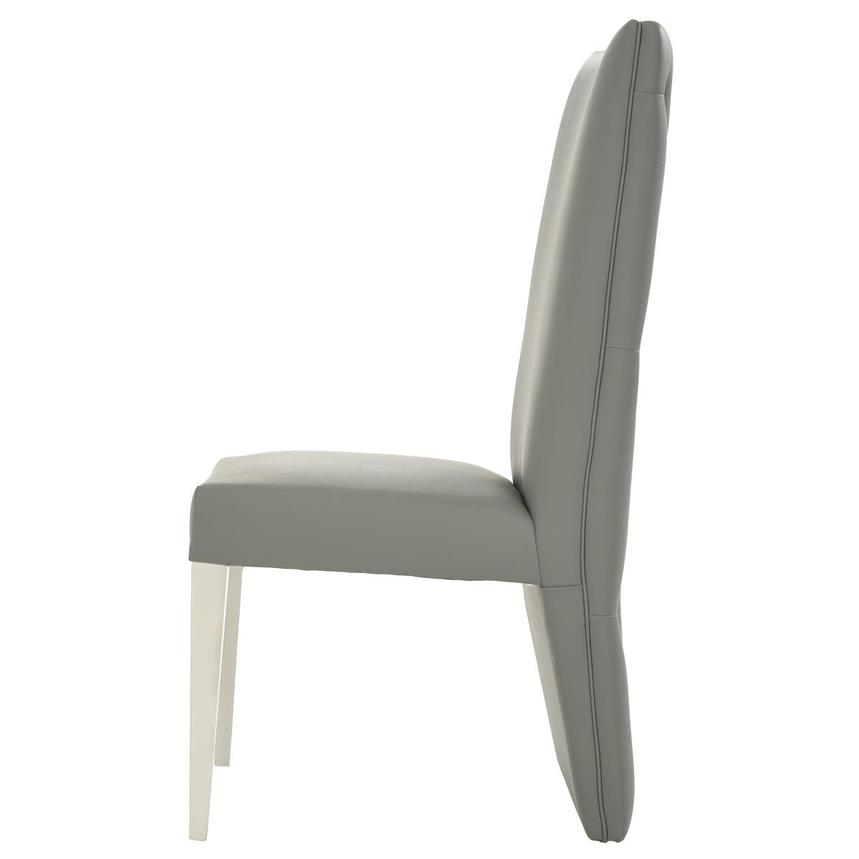 Alegro Gray Side Chair  alternate image, 3 of 7 images.