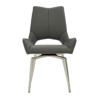 Kalia Gray Side Chair