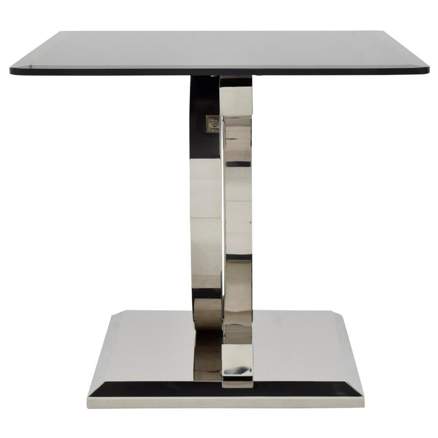 Otti Black Side Table  alternate image, 3 of 6 images.