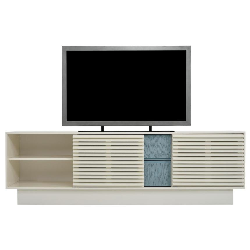 Lala White TV Stand  alternate image, 3 of 10 images.