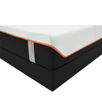 Luxe-Adapt Firm King Mattress w/Low Foundation by Tempur-Pedic