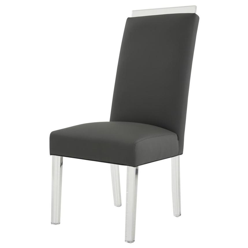 Jass Gray Side Chair  alternate image, 2 of 8 images.