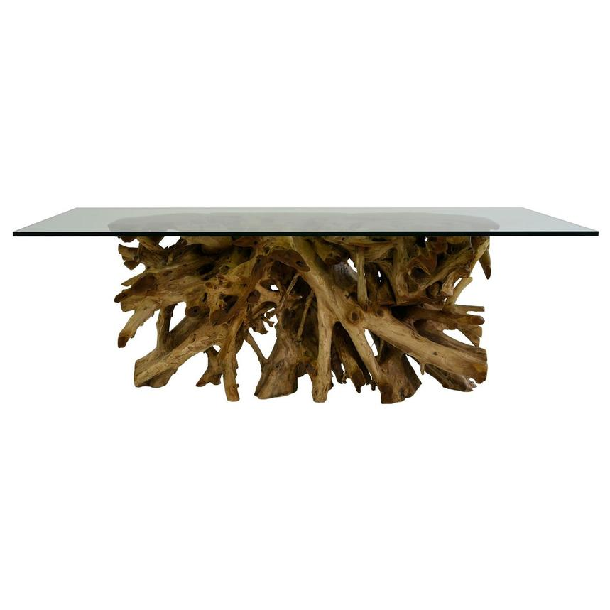 Pacifico Rectangular Dining Table  main image, 1 of 7 images.