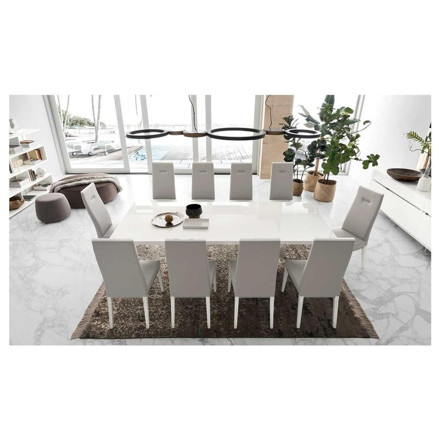 Siena Extendable Dining Table Made in Italy  alternate image, 3 of 8 images.