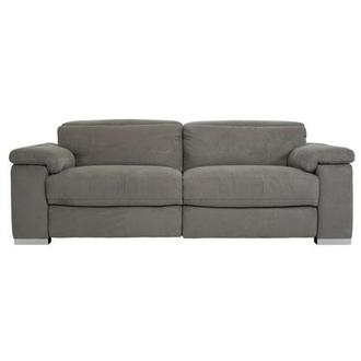 Karly Gray Power Reclining Sofa