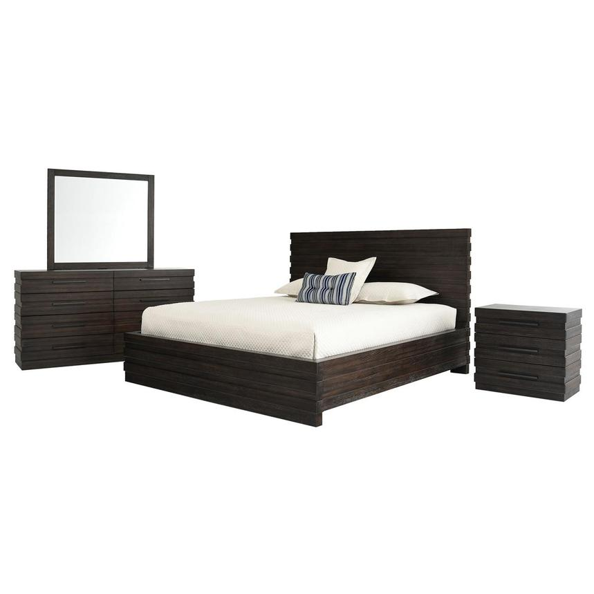 Stackhause 4 Piece King Bedroom Set Main Image 1 Of 5 Images