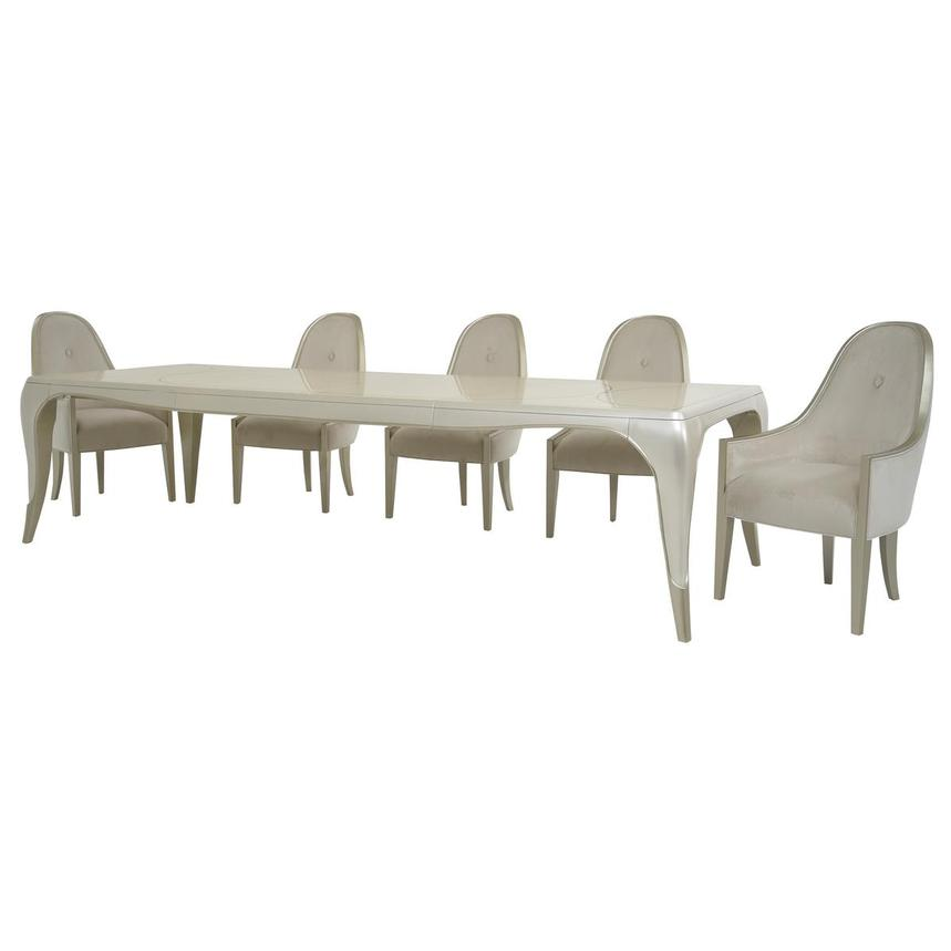 London Place 5-Piece Formal Dining Set  alternate image, 2 of 14 images.