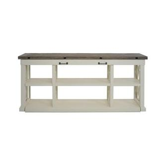 Summer Creek Console Table w/Casters