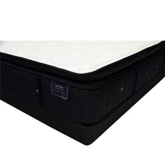 Cassatt-EPT King Mattress w/Low Foundation by Stearns & Foster