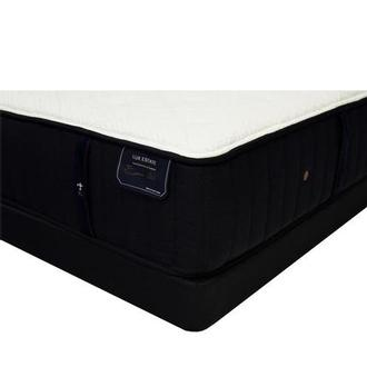Cassatt-TT King Mattress w/Low Foundation by Stearns & Foster