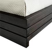StackHause King Panel Bed  alternate image, 6 of 6 images.