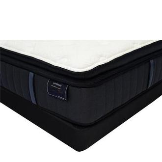 RockWell-EPT Queen Mattress w/Regular Foundation by Stearns & Foster