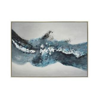Strap Canvas Wall Art