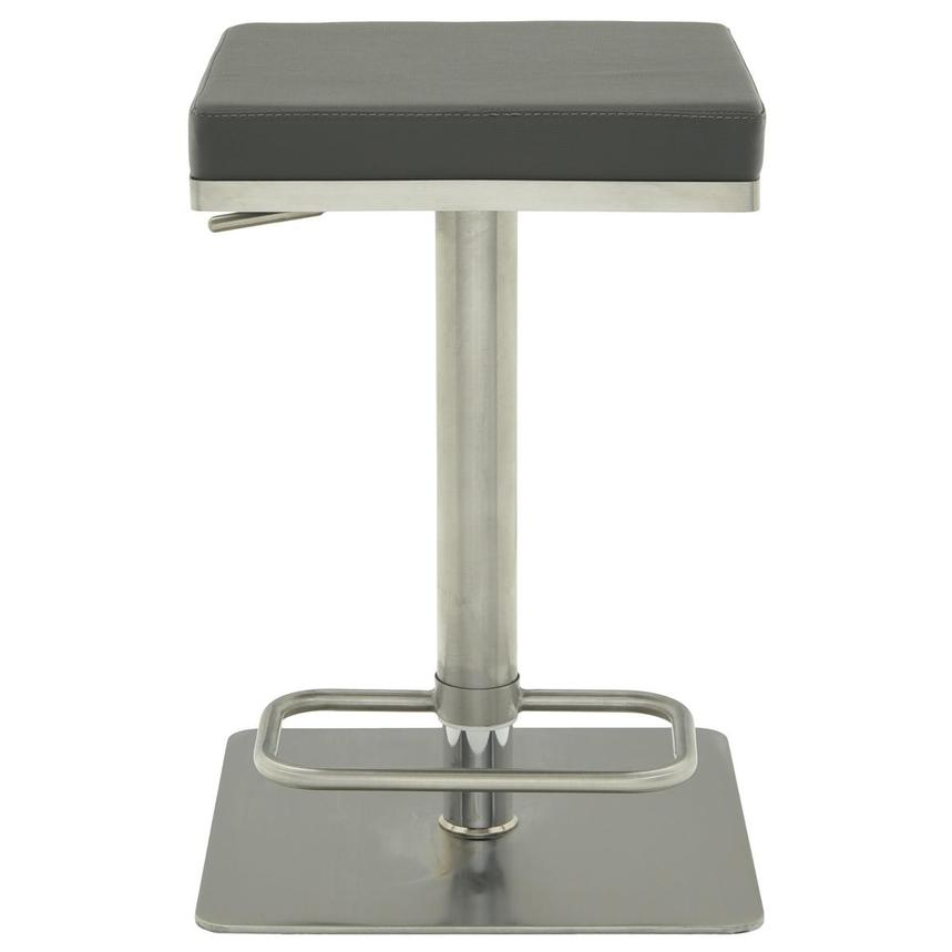 Allie Gray Adjustable Stool  alternate image, 2 of 8 images.