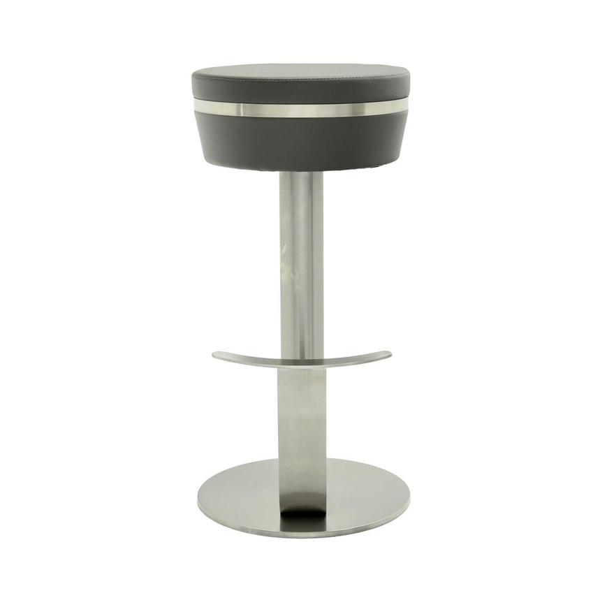 Lexi Gray Bar Stool  main image, 1 of 6 images.