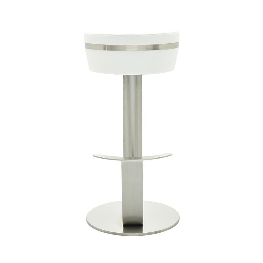 Lexi White Bar Stool  main image, 1 of 6 images.