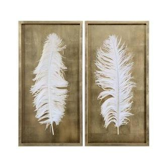 Gull Set of 2 Wall Decor