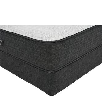 BRBS900-TT-MF King Mattress w/Low Foundation by Simmons Beautyrest Silver