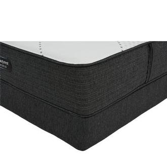BRX 1000-IP-MS King Mattress w/Low Foundation by Simmons Beautyrest Hybrid