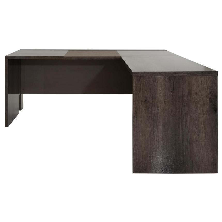 Matera L-Shaped Desk Made in Italy  alternate image, 2 of 6 images.