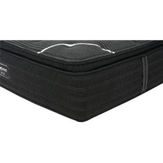 BRB-C-Class PT Queen Mattress by Simmons Beautyrest Black